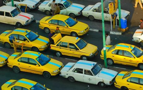 تاکسیرانان نقش ۲۲ درصدی در حملونقل عمومی تهران دارند