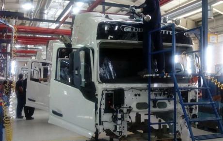 کاهش ۳۹ درصدی تولید خودروهای تجاری