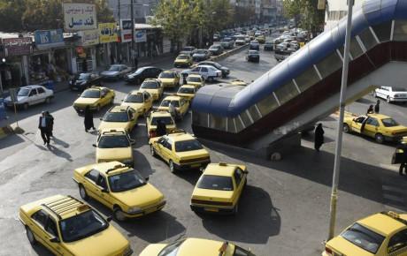 افزایش نرخ کرایه تاکسیها به شرط برچسب + جزئیات