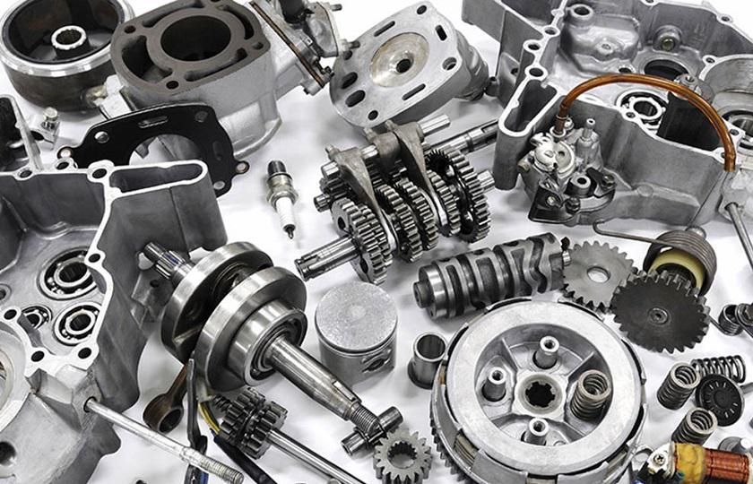 افزایش 60 درصدی صادرات قطعات خودرو و موتورسیکلت در سال 97