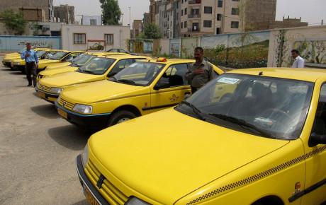 افزایش کرایه تاکسی در انتظار اعلام نرخ تورم