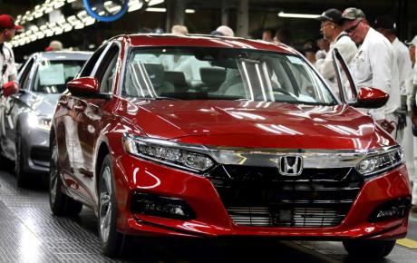 هوندا شیفت دوم تولید خود را در اوهایو آمریکا تعطیل خواهد کرد