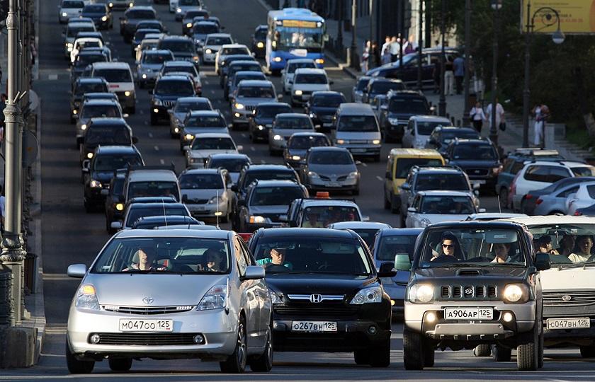 رشد 1.8 درصدی فروش خودرو در روسیه