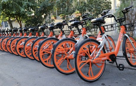 توسعه خطوط ویژه دوچرخه سواری و دوچرخه اشتراکی در سال ۹۸