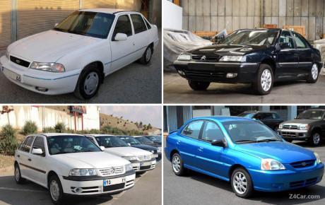 معرفی ۴ خودروی قدیمی مناسب برای خرید