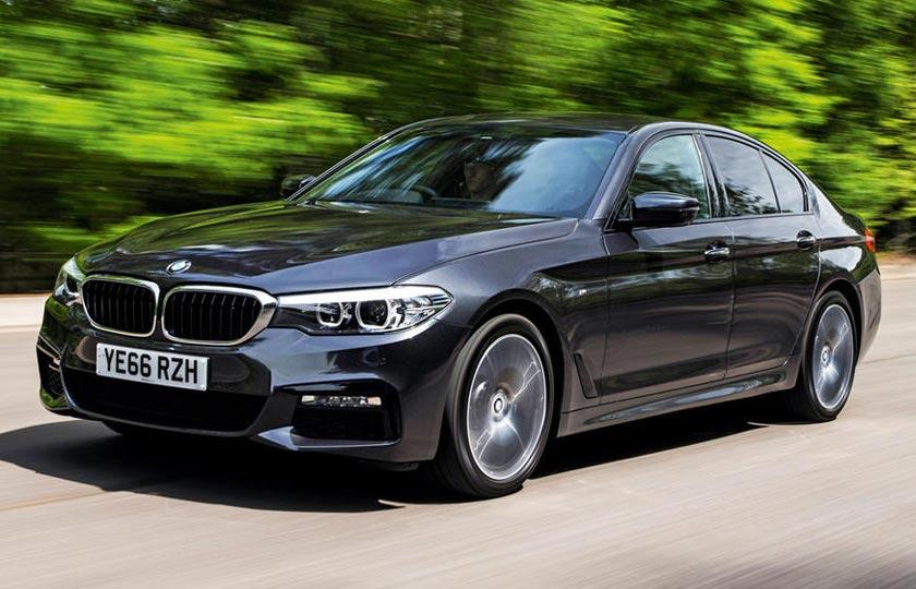 قیمت جدید بی ام و سری 5 BMW 530i مدل 2018 / اردیبهشت 98