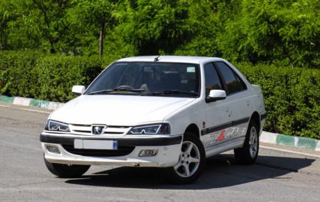 پژو پارس ELX موتور زانتیا
