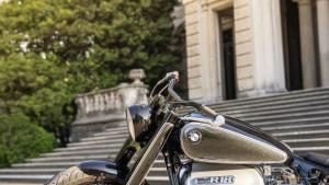 رونمایی از کانسپت موتورسیکلت R18 بی ام و + تصاویر