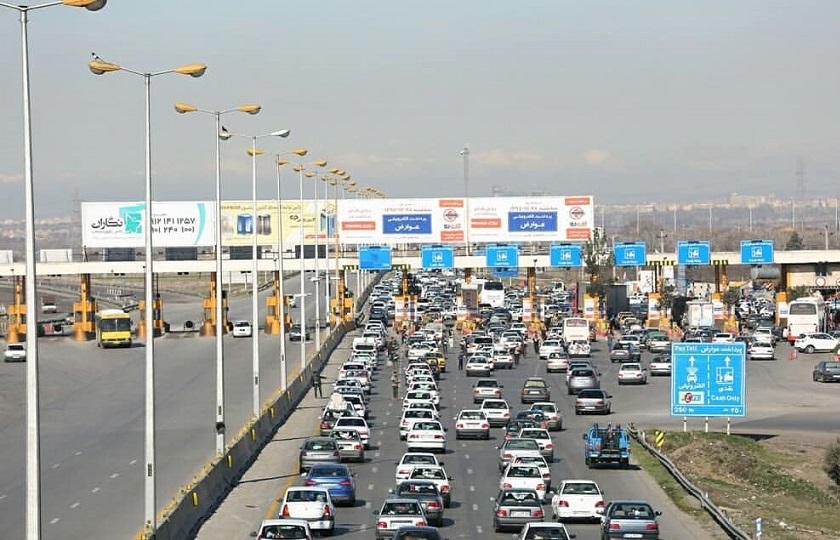 50 هزار خودرو به خاطر عدم پرداخت الکترونیکی عوارض جریمه شدند