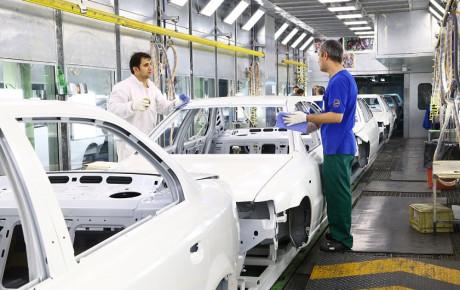 تست نانو پوششهای ایرانی در یکی از کمپانیهای خودروساز آسیایی