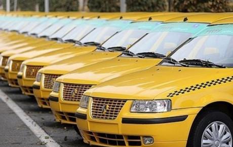 تخصیص ۱۰ هزار خودرو به اتحادیه تاکسیرانی