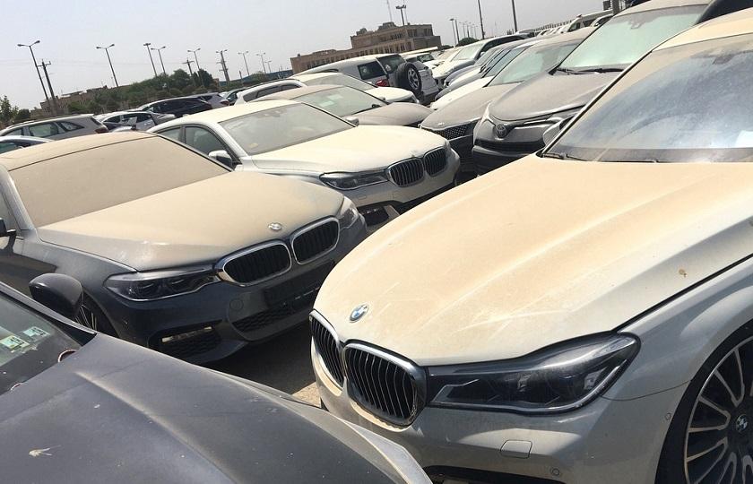 ترخیص تمام خودروهای وارداتی تا 2 ماه آینده