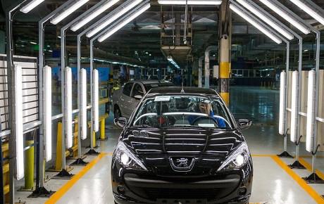 رشد ۶۳.۷ درصدی تورم تولید خودرو در زمستان ۹۷