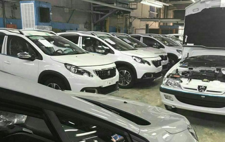 تحویل تمامی خودروهای پیش فروش شده ایران خودرو تا زمستان ۹۸