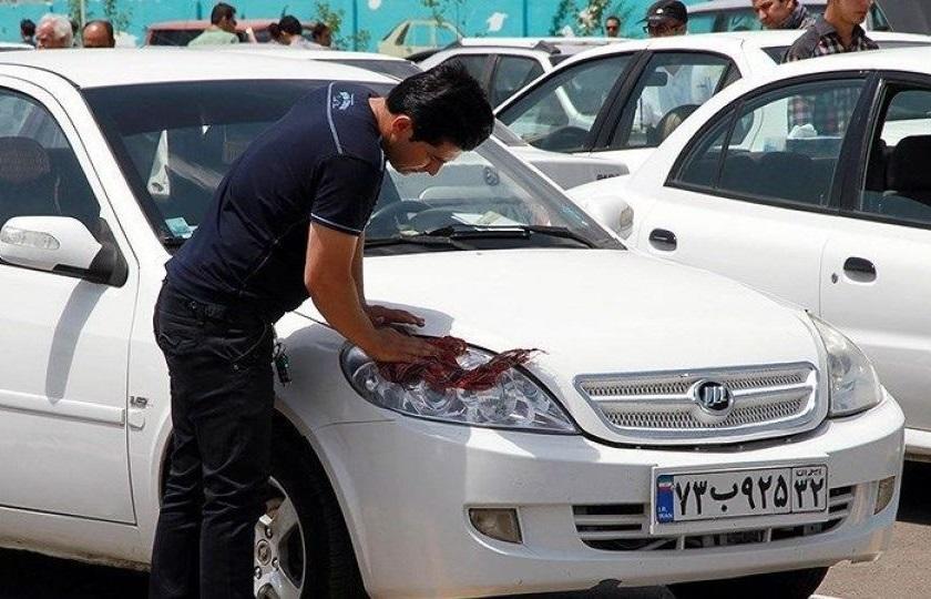 70 درصد خرید و فروش خودرو خارج از اتحادیه انجام میشود