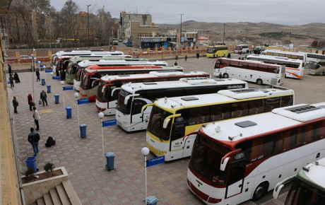 آیا بلیط اتوبوس گران میشود؟