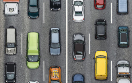 خودروهای خودران به بهبود سرعت عبور و مرور کمک میکنند