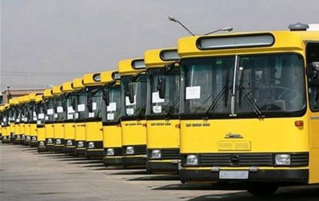 واردات اتوبوسهای دست دوم ممنوع شد