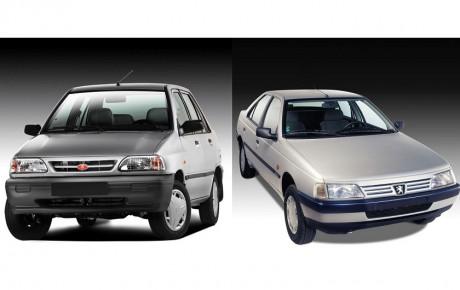 افت ۵ تا ۱۰ میلیون تومانی قیمت خودروهای داخلی