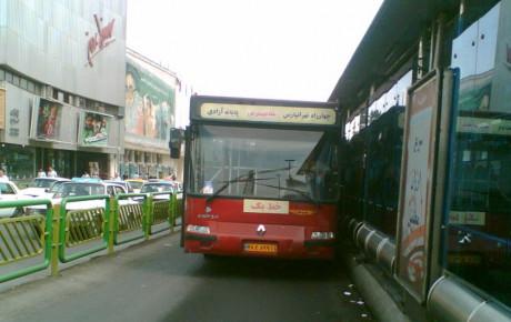 اتوبوسهای دست دوم وارداتی در چند قدمی پایتخت