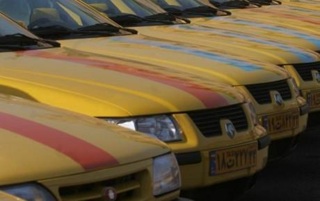 ایران خودرو آمادگی نوسازی ۱۰ هزار دستگاه تاکسی فرسوده شهر تهران را دارد