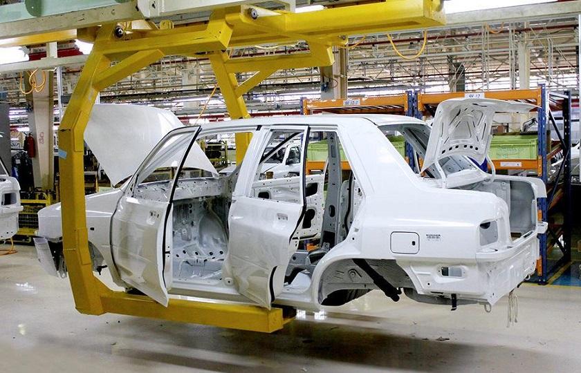 کاهش 32 درصدی تولید خودرو در فروردین 98
