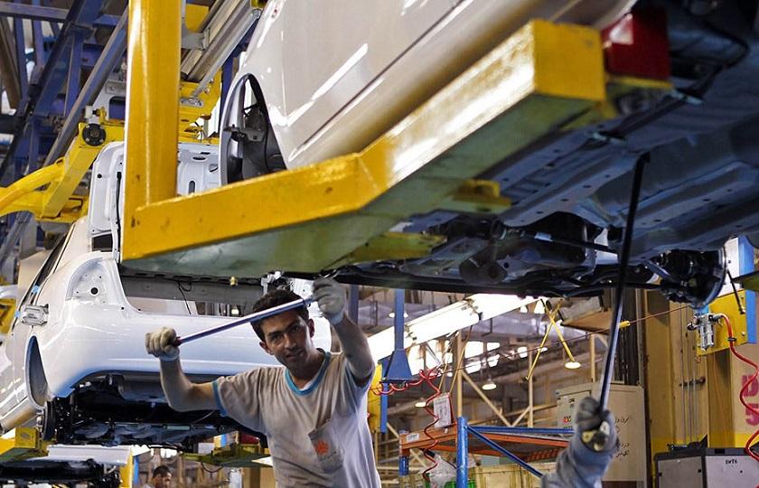 جدیدترین آمار تولید خودروهای داخلی اعلام شد