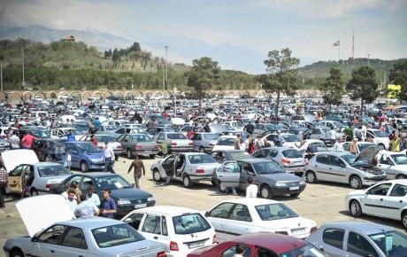 افزایش حضور دلالان در بازار خودرو