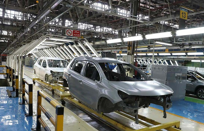 خودروهای ناقص تا 40 روز دیگر راهی بازار میشوند
