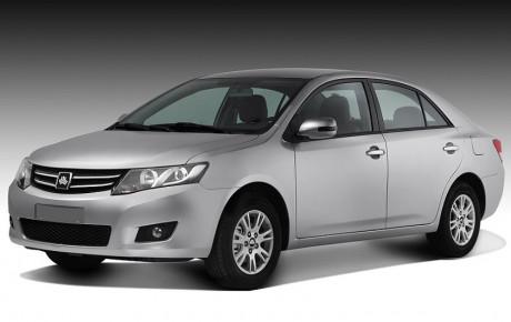افت 75 درصدی تولید خودروهای چینی