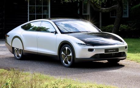 رونمایی از خودروی خورشیدی Lightyear One