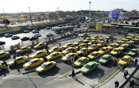 دلیل حذف کرایه تاکسیها از سایت تاکسیرانی چیست؟