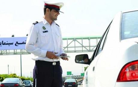 برگ جریمههای رانندگان حذف میشود