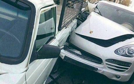 فرمول عجیب تعیین خسارت تصادف رانندگی در ایران