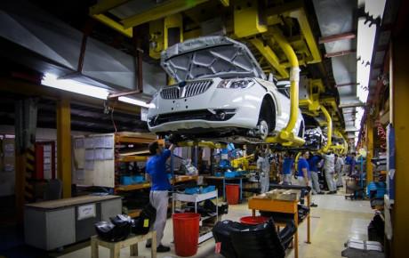 کاهش ۴۲ درصدی تولید خودرو