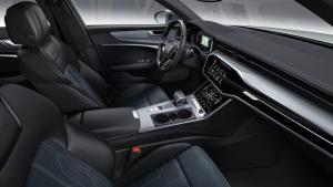نسل چهارم آئودی A6 استیشن