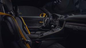 پورشه 718 کیمن GT4 و 718 اسپایدر مدل 2020