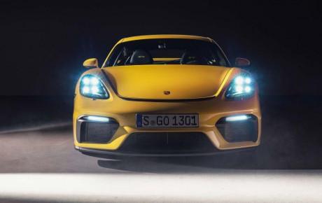 معرفی جهانی پورشه 718 کیمن GT4 و 718 اسپایدر مدل 2020 + تصاویر
