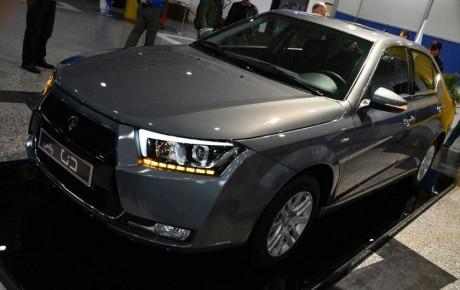 ایران خودرو دنا پلاس را به گیربکس اتوماتیک مجهز میکند