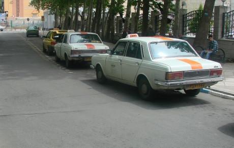 آغاز مجدد طرح نوسازی تاکسیهای فرسوده