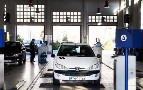 بیش از ۴ میلیون خودرو در تهران توسط دوربینها جریمه شدهاند