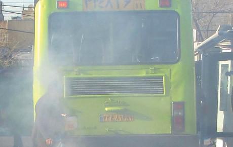 نوسازی ناوگان حمل و نقل عمومی تهران با اتوبوسهای دست دوم
