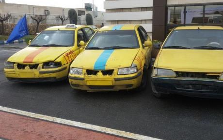 عدم استقبال رانندگان تاکسی از طرح نوسازی خودروهای فرسوده