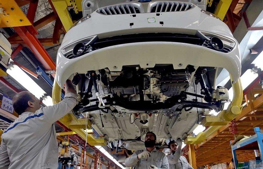 کاهش 24 درصدی تولید خودرو