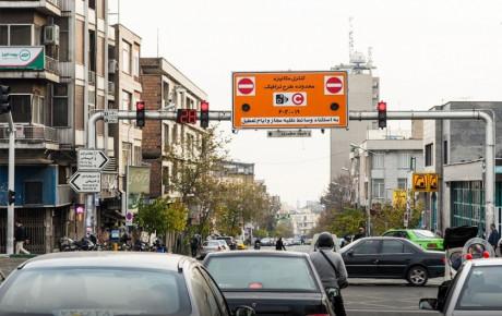 نصب ۱۰۹ دوربین پلاک خوان در محدوده طرح ترافیک