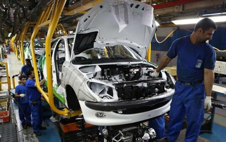 کاهش ارزبری 20 میلیون یورویی صنعت خودرو در سال 98