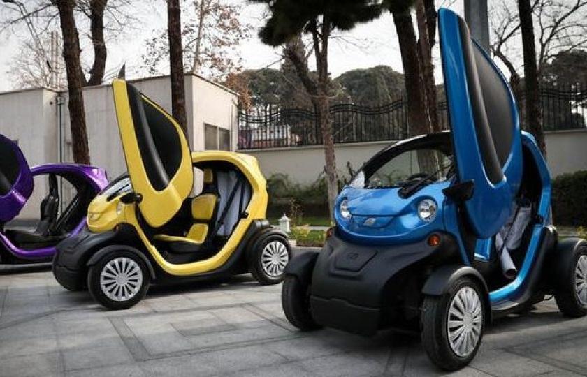 نخستین خودروی برقی ایرانی راهی بازار میشود