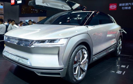 همکاری تویوتا و شرکت چینی BYD برای ساخت خودروهای الکتریکی