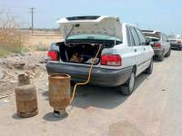 نصب سیلندر گاز مایع در خودرو غیرقانونی است