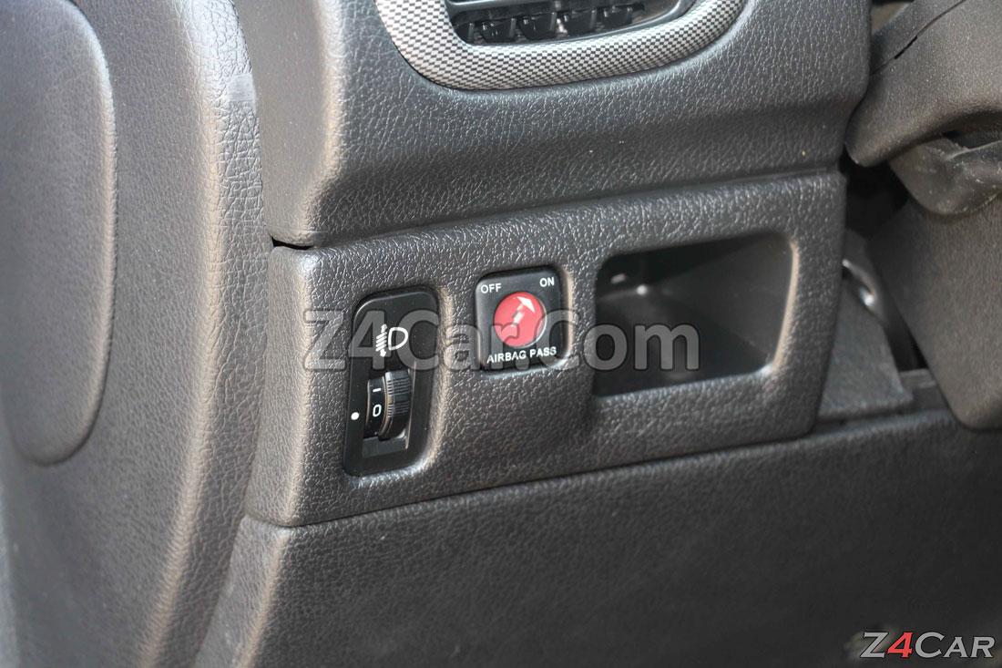 تنظیمات چراغ های جلو پژو 206 تیپ 2